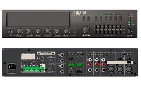 Усилитель трансляционный, 120 Вт AX-120