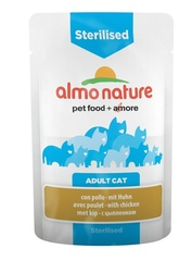 Паучи Almo Nature Functional - Sterilised with Chicken