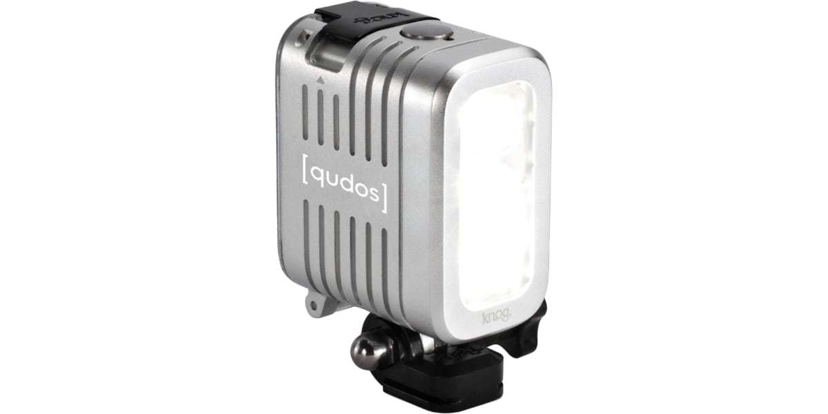 Фонарь LED Knog Qudos Action Light светит