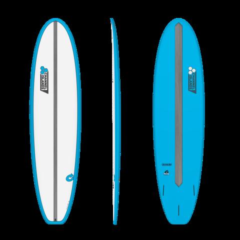TORQ TET CI Chancho 7'6-blue+white
