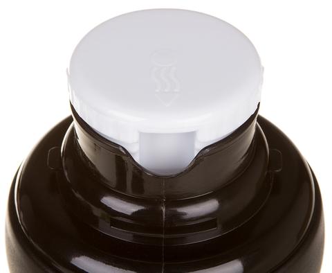 Термос LaPlaya Traditional 35-180 (1,8 литра) со стеклянной колбой, черный