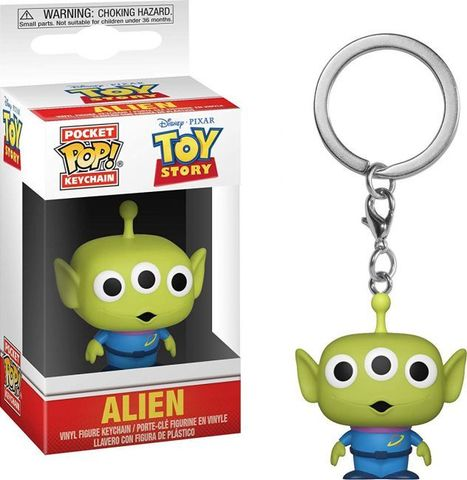 Брелок Funko Pocket POP! Keychain: Disney: Toy Story: Alien 37055-PDQ