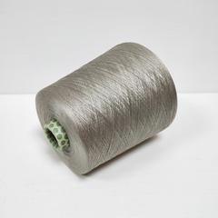 Botto Giuseppe, Shine, Шёлк 100%, Холодный бежевый серый, 2/120x2, 3000 м в 100 г