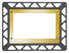 Монтажная рамка для установки стеклянных панелей вровень со стеной Tece 9240648 фото