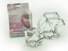 7424 FISSMAN Формы для вырезания печенья 6в1 / 2 шт