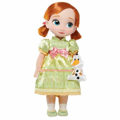 Анна, Disney Animators (Дисней Аниматорс), 38 см