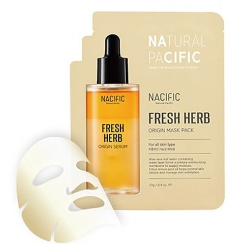 Маска NACIFIC Fresh Herb Origin Mask Pack 1 шт.
