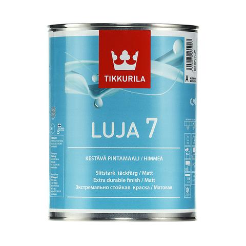 Tikkurila Luja 7 / Тиккурила Луя 7 матовая краска для влажных помещений