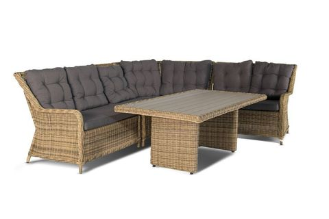 Модульный угловой диван «Бергамо»