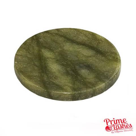 Нефритовый камушек для клея (большой)