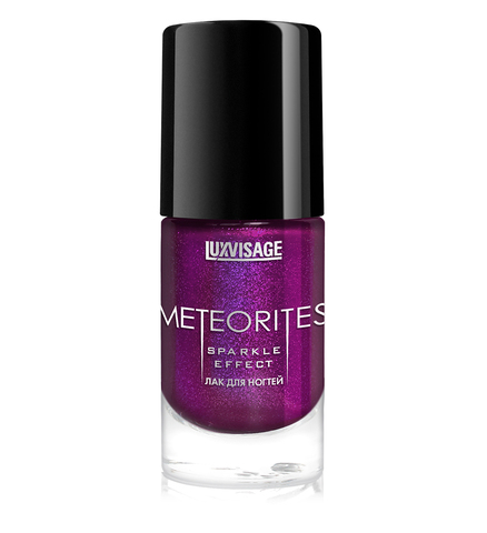 LuxVisage Meteorites Лак для ногтей тон 605 (Лунная соната) 9г