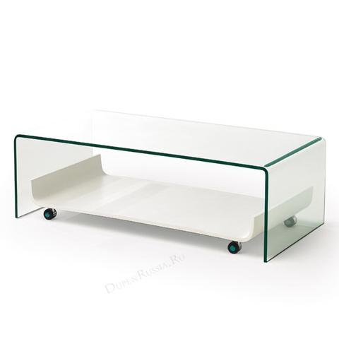Журнальный стол DUPEN CT-226 Прозрачный