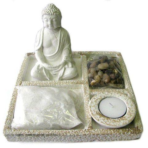 Садик Дзен Buddha  19см