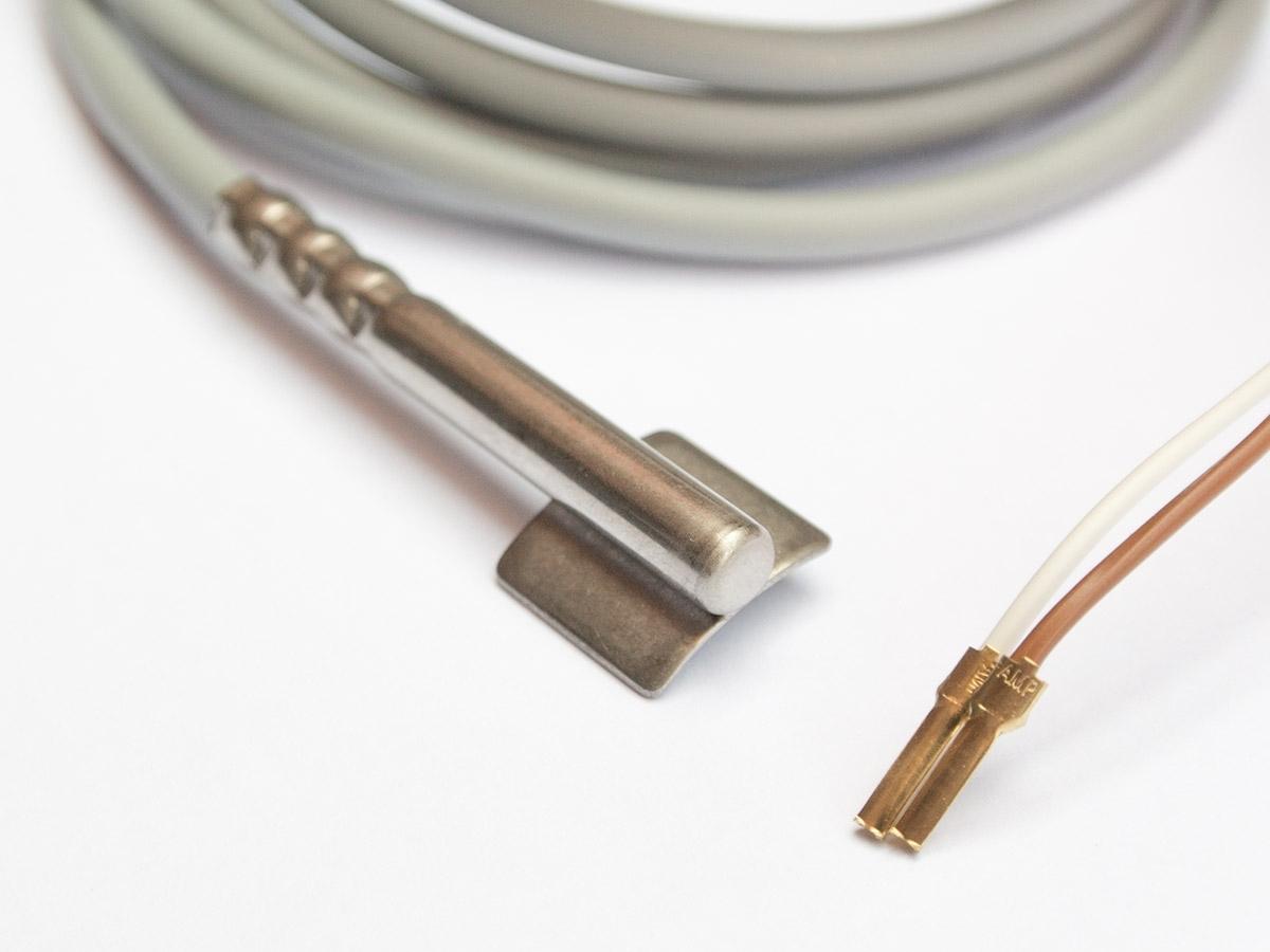 Датчик температуры накладной S+S ALTF1 PT1000