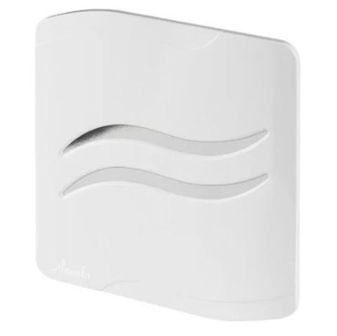 Лицевая панель Awenta PSB100 (Пластик, Белый и хром) Sea