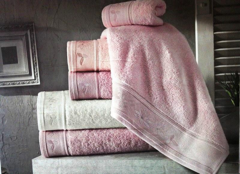 Наборы полотенец Набор полотенец  ALICE - АЛИС 3пр 30х50 50х90 и 70х140 Maison Dor (Турция) ALICE_3LU__2_.jpg