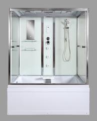 Душевая кабина DETO V150 150х85 см