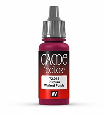 Game Color Warlord Purple 17 ml.