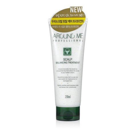 Кондиционер для волос и кожи головы WELCOS Around Me Scalp Balancing Treatment 230мл