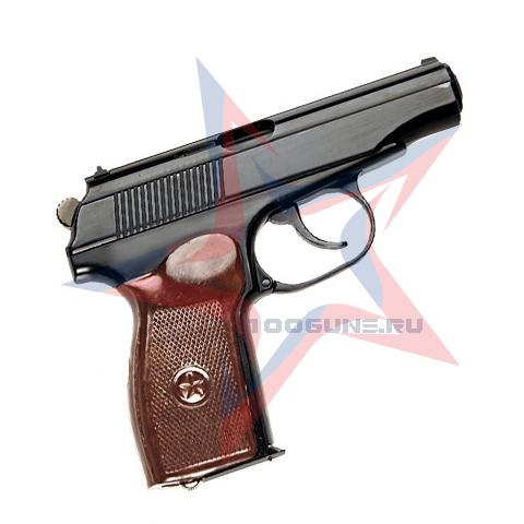 Охолощенный Пистолет Макарова Р-411 (ПМ Р 411)