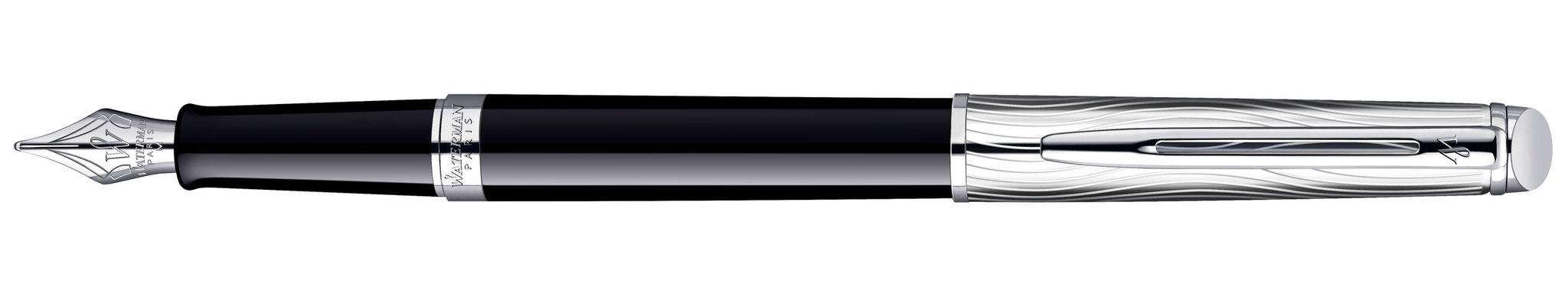 Waterman Hemisphere Deluxe Black CT (S0921090)