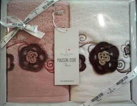 Набор салфеток  CRAFT - КРАФТ в размере 40х60 Maison Dor (Турция)