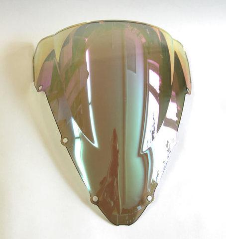 Ветровое стекло для Honda CBR 600 F4i 03-06 иридиевое