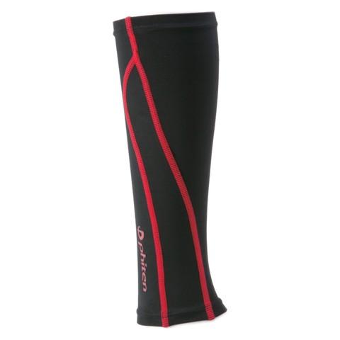 Гетры силовые PHITEN SPORT SLEEVE X30 (черно-красные)
