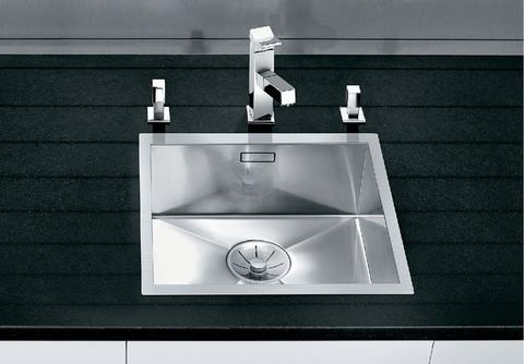 Мойка Blanco Zerox 400-IF зеркальная полировка