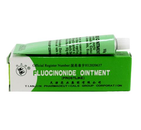 Мазь от аллергии, псориаза FLUOCINONIDE OINTMENT, 10гр.
