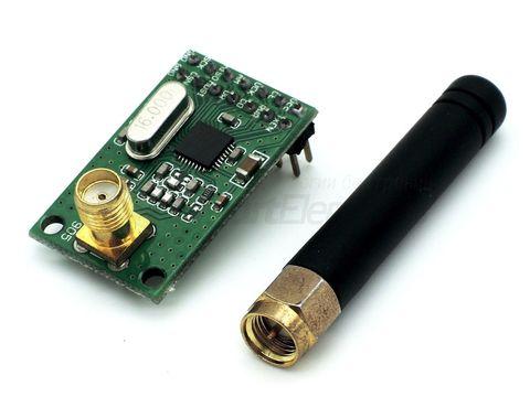 Беспроводной приемопередатчик NRF905