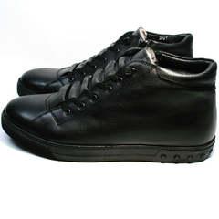 Кеды ботинки мужские Ridge 6051 X-16Black