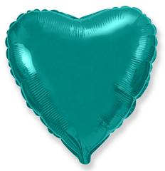 Шар сердце тиффани