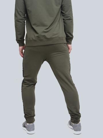 Спортивные штаны «Великоросс» цвета хаки