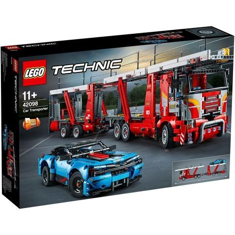 LEGO Technic: Автовоз 42098 — Car Transporter — Лего Техник