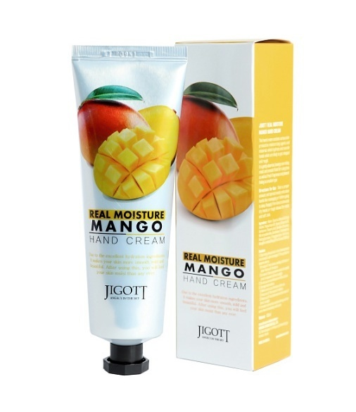 Увлажняющий крем для рук с экстрактом манго Jigott
