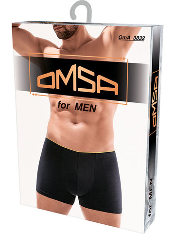 Мужские трусы OmA 3832 Omsa for Men