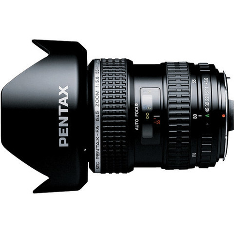 Объектив Pentax FA 645 55-110mm f/5.6 Black для Pentax