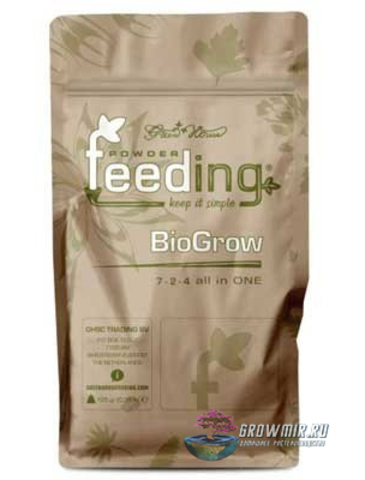 Powder Feeding BIO Grow 0.5 kg