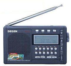Радиоприемник Degen DE-1104