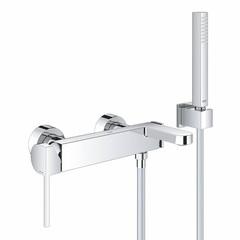 Смеситель для ванны с душевым набором Grohe Plus 33547003 фото