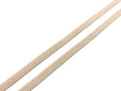 Резинка отделочная бежевая 6 мм (цв. 126)