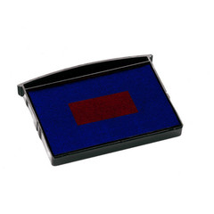 Подушка штемпельная сменная Colop E/2600/2 двухцветная (для Colop 2660,2460,2660-Set)