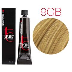 Goldwell Topchic 9GB (песочный светло-русый экстра) - Cтойкая крем краска