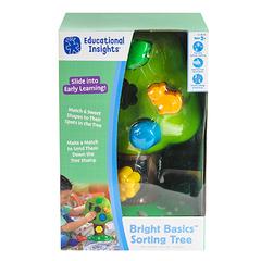Развивающая игрушка-сортер Удивительное дерево Learning Resources, упаковка