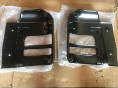 Бампер стальной угол бампера правый (металл) MAN TGA/TGS МАН ТГА/ТГС самосвал, миксер узкая кабина правая часть Бампер, правый MAN TGS/TGA M.L.LX (металл.) 81416105598, 81416105600, 81.41610-5598, 81.41610-5600