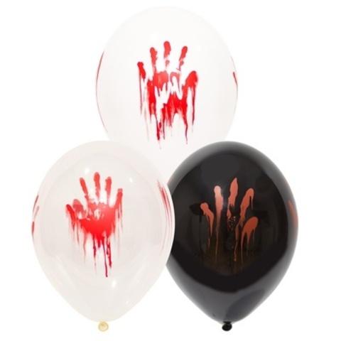 Воздушные шары Лавка Ужаса Руки