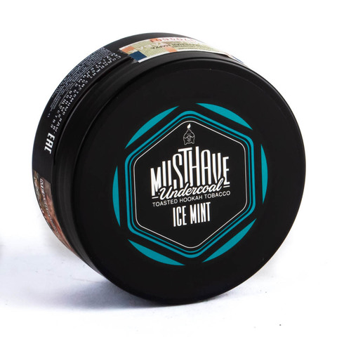 Табак MustHave Ice Mint 125гр