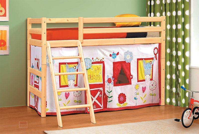 Кровать Мезонин 80