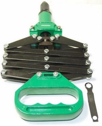 V1002 Заклепочник ручной кулисный промышленный, 2.4 - 4.8 мм